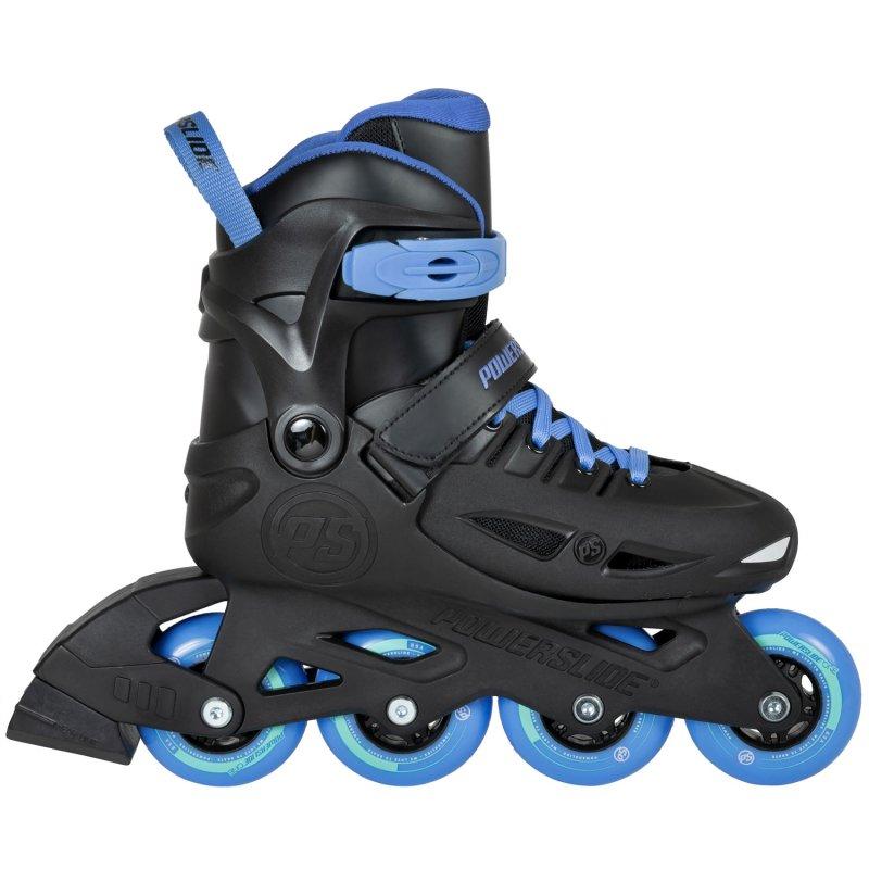 POWERSLIDE ONE STARGAZE SCHWARZ - Inline Skates für Kinder