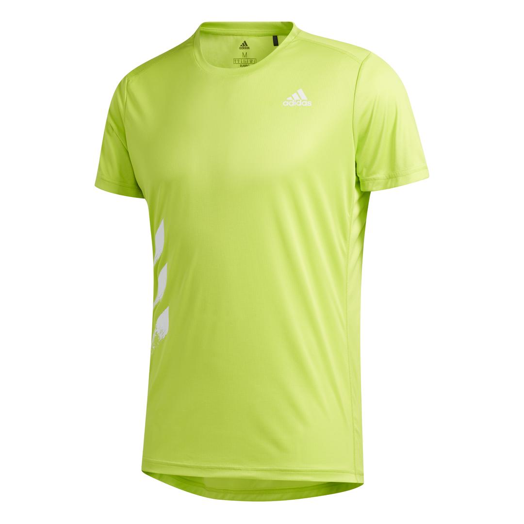 """Adidas """"RUN IT"""" 3-Streifen Laufshirt"""