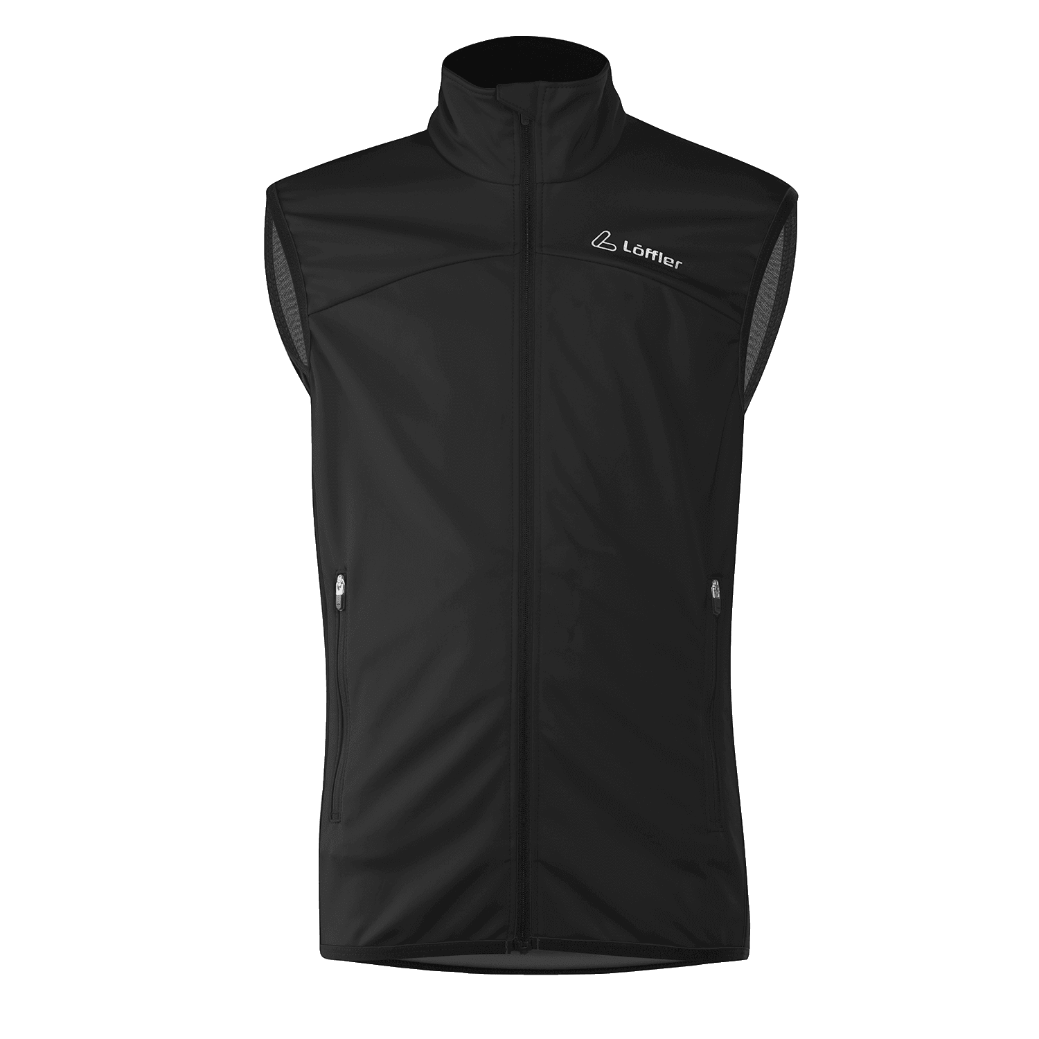 Löffler EVO WS LIGHT Softshell-Weste für Kinder