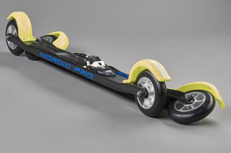 Nordic Pro NCX Superlight Carbon 630 Skating Skiroller
