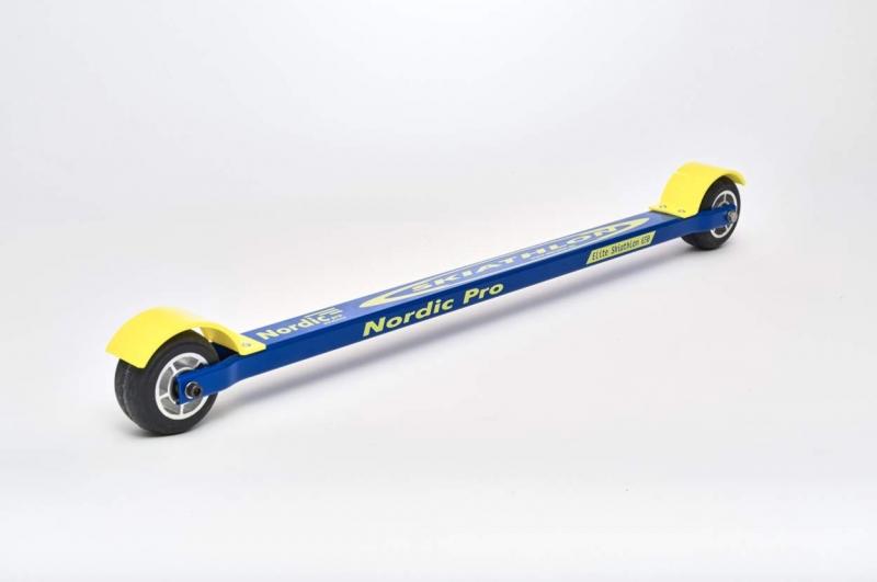 Elite Skiahtlon 650 Skiroller blau