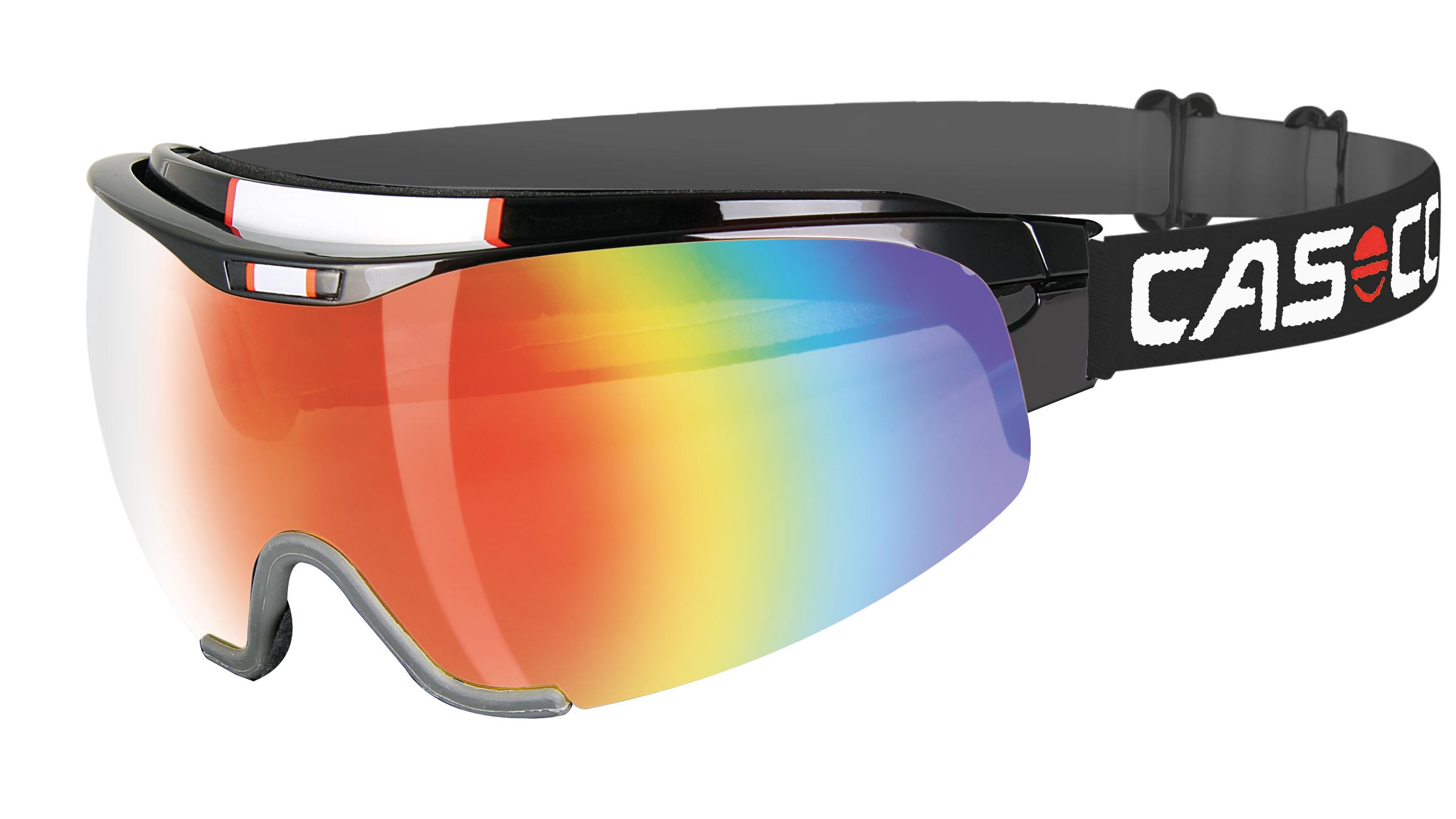 CASCO Spirit Carbonic Black Rainbow