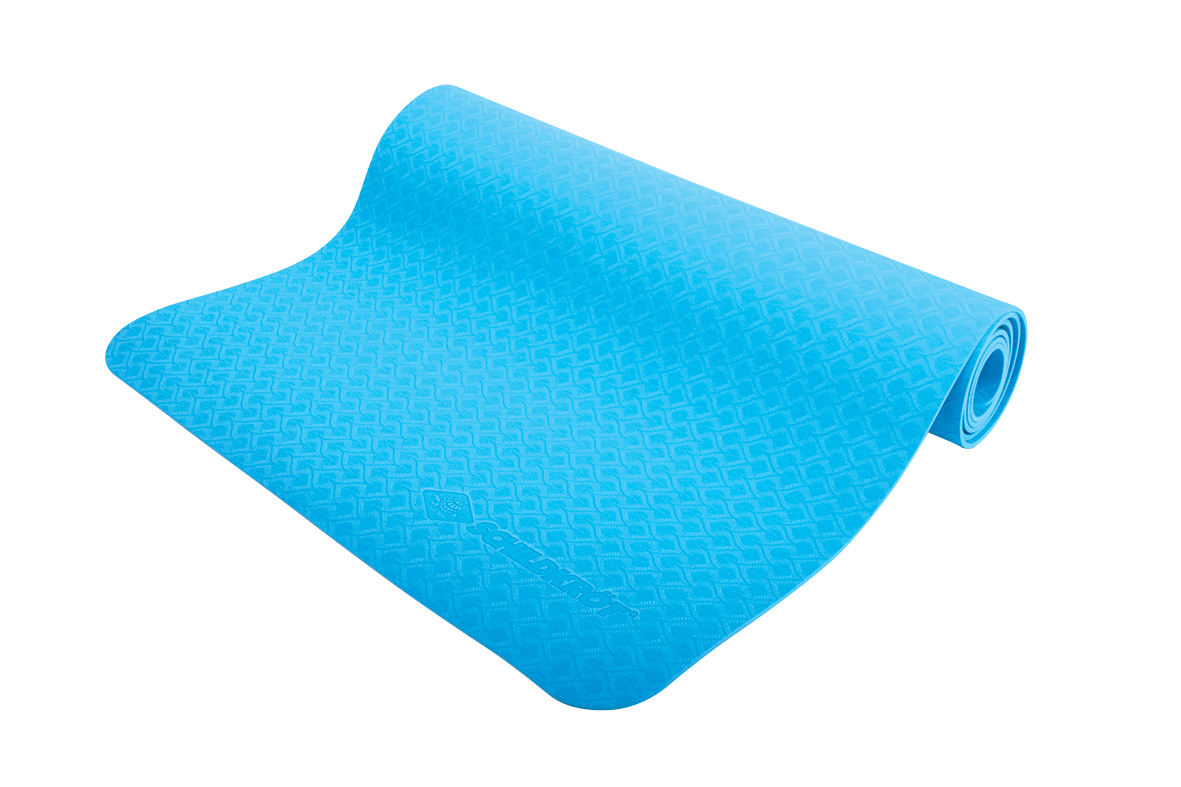 TPE Yogamatte im Carrybag