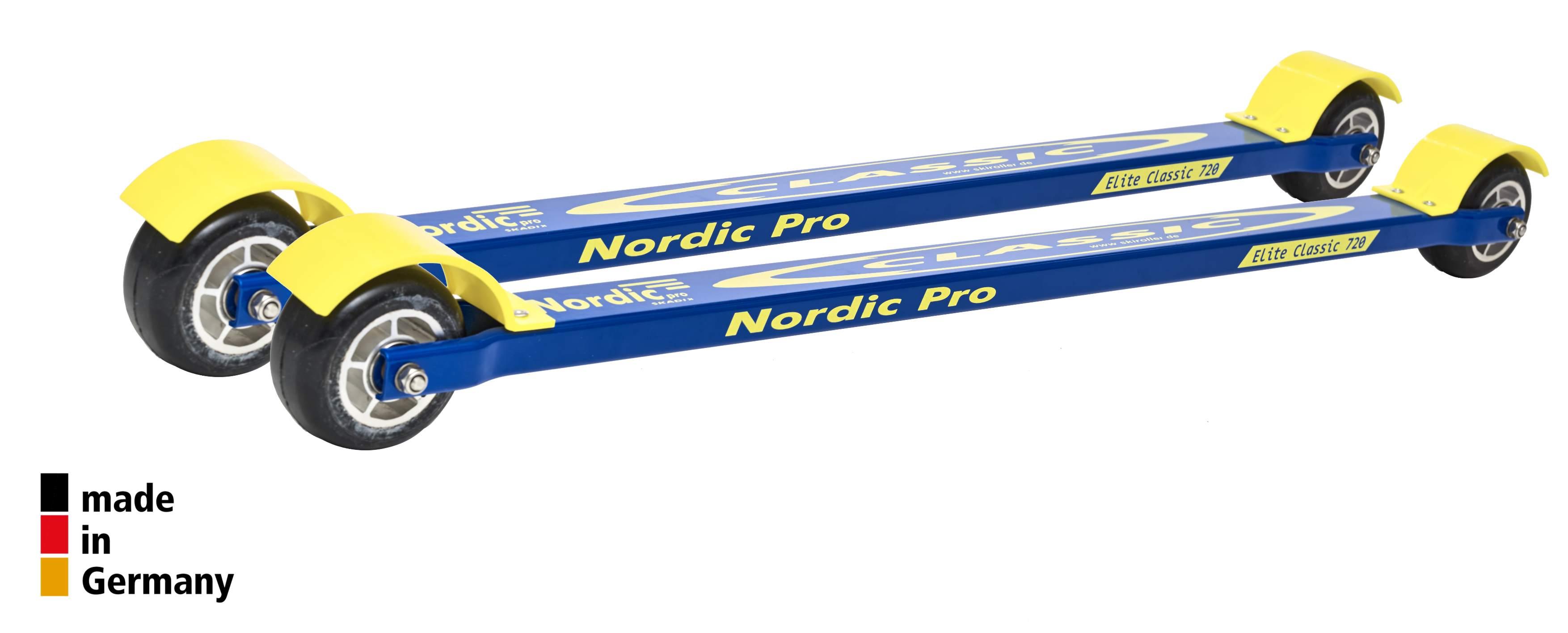 Skiroller Nordic Pro Elite Classic 720