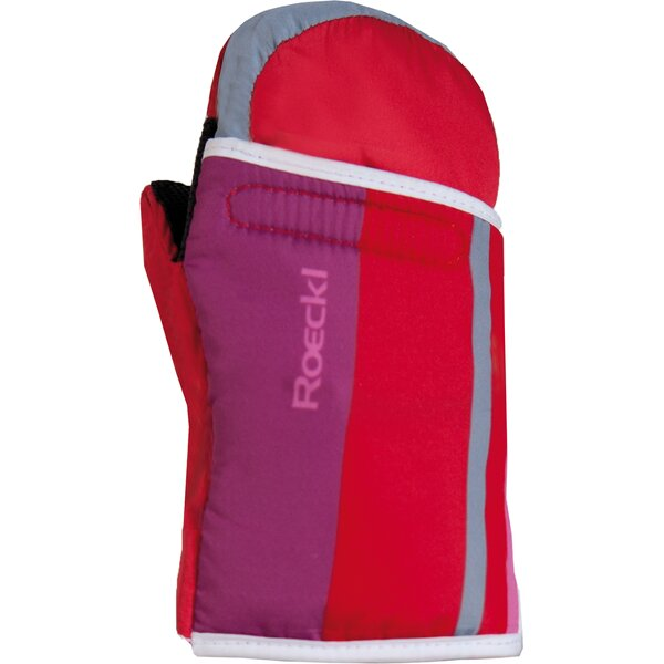 Roeckl Four Baby/Kleinkinder Handschuh - rot/pink