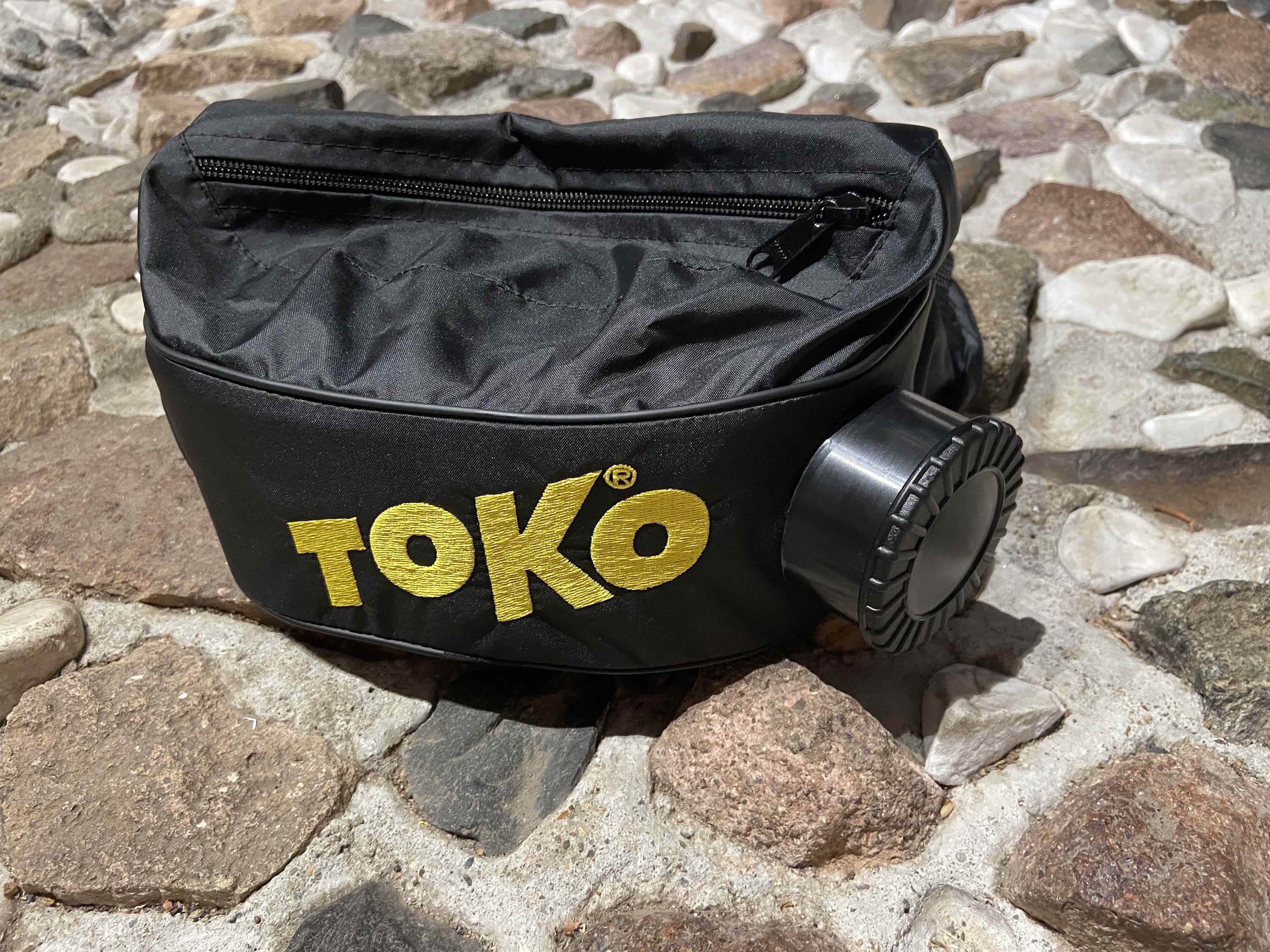 Toko Trinkgurt mit Thermoflasche