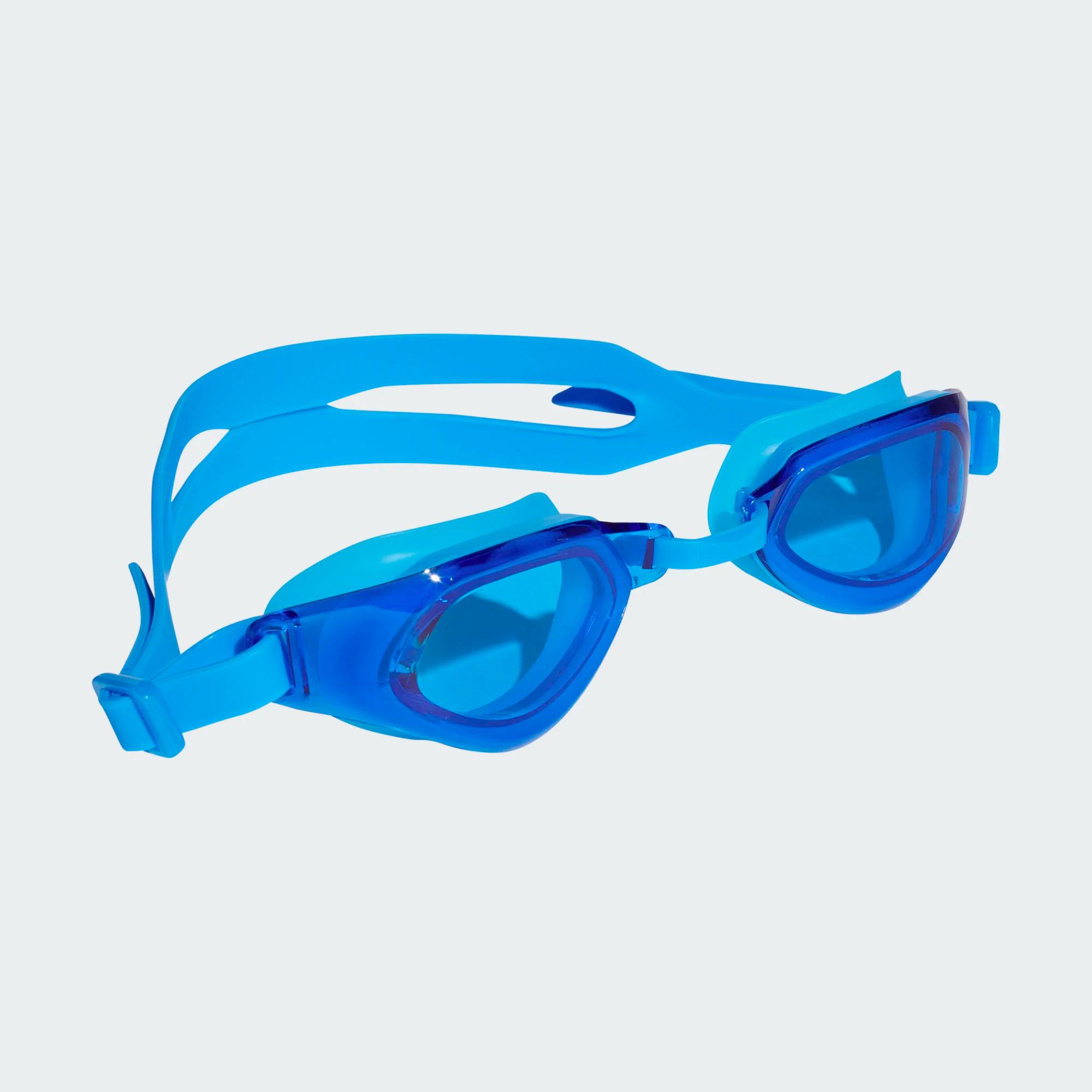 Adidas Persistar Fit Unmirrored Junior Schwimmbrille - blau