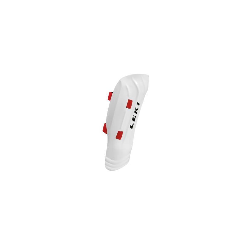 LEKI Schienbeinschutz WorldCup Pro Weiß