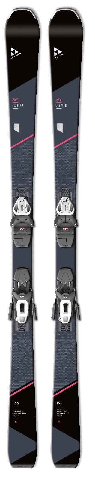 Fischer My Aspire SLR2 inkl. Fischer RS9 Bindung