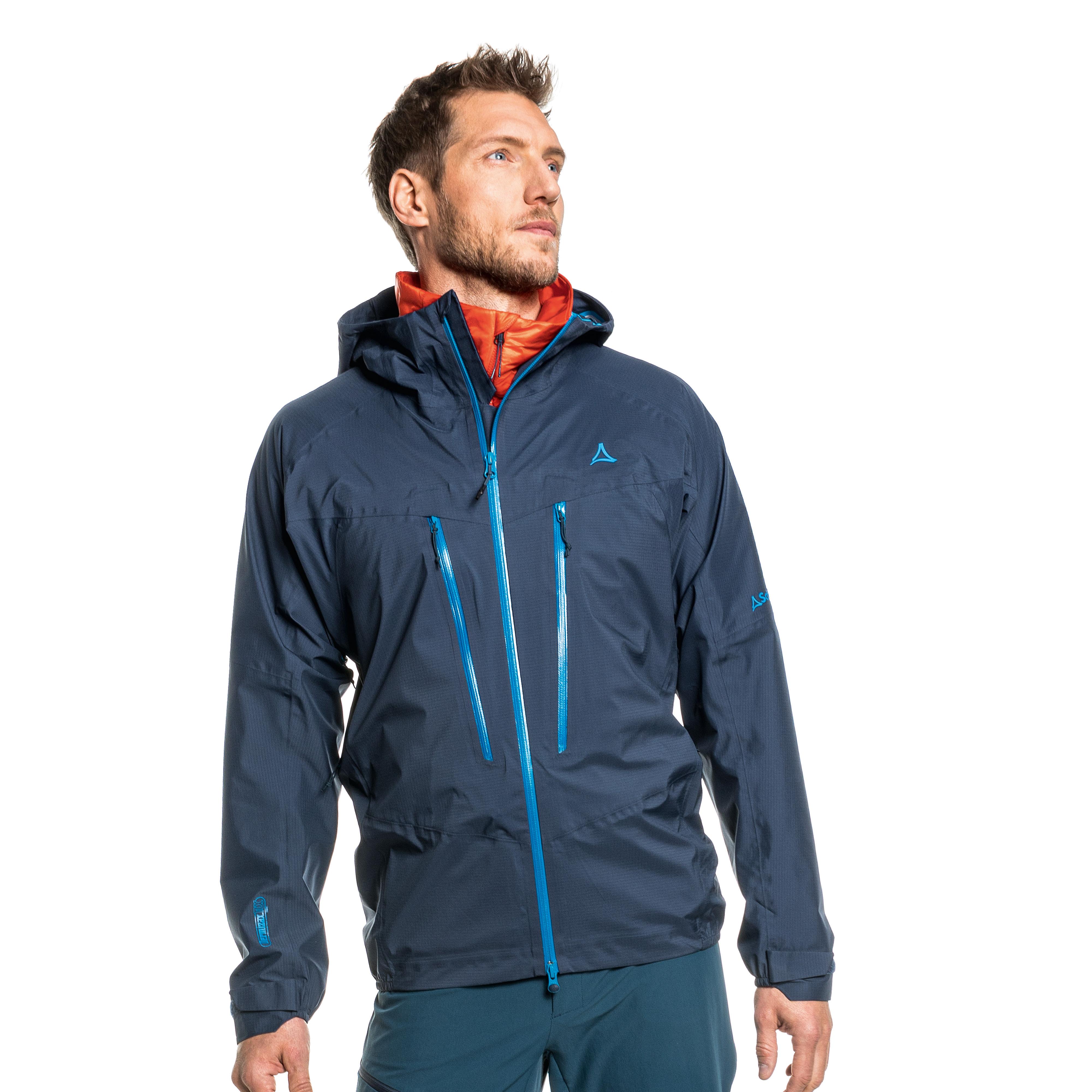 SCHÖFFEL 3L Jacket Rothorn M - blau