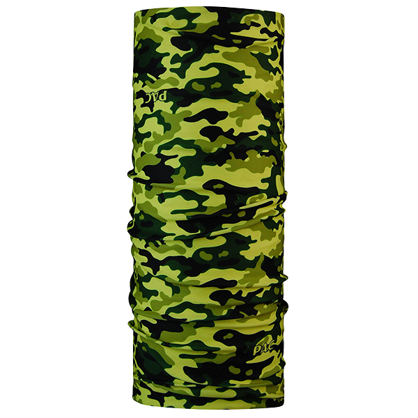 P.A.C. Original Camouflage Green Tuch