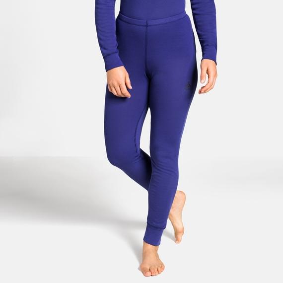 Odlo ACTIVE WARM Damen  Funktionsunterwäsche Hose - blau