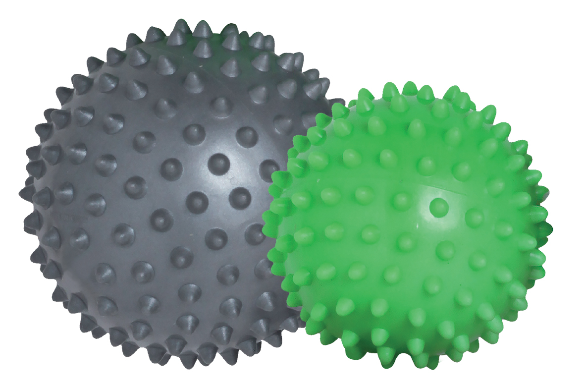 Schildkröt Noppenball- / Massageball-Set