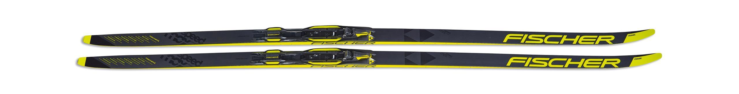 Fischer SPEEDMAX CLASSIC Junior - Ski und Bindung im Set