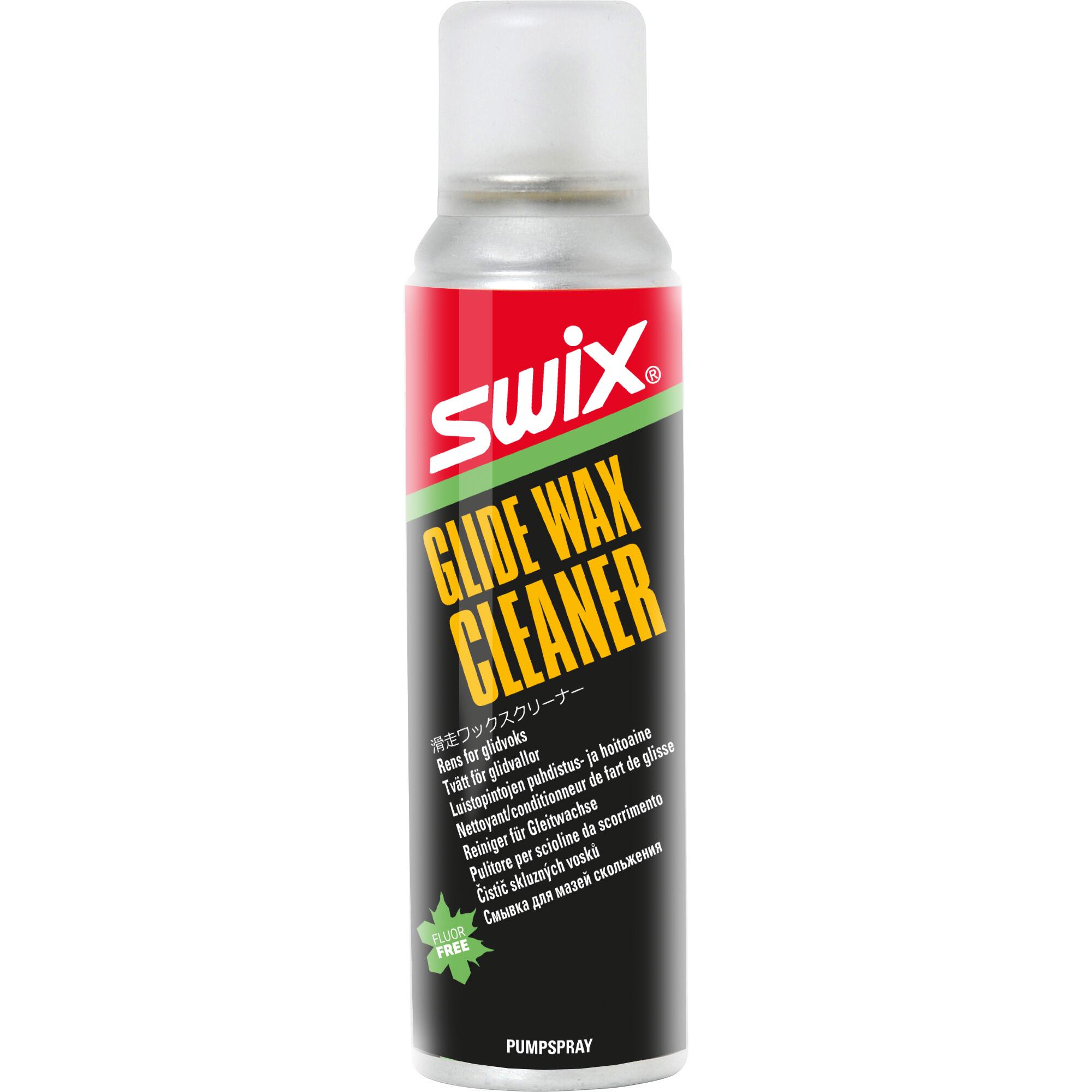 SWIX Glide Wax Cleaner, 150ml