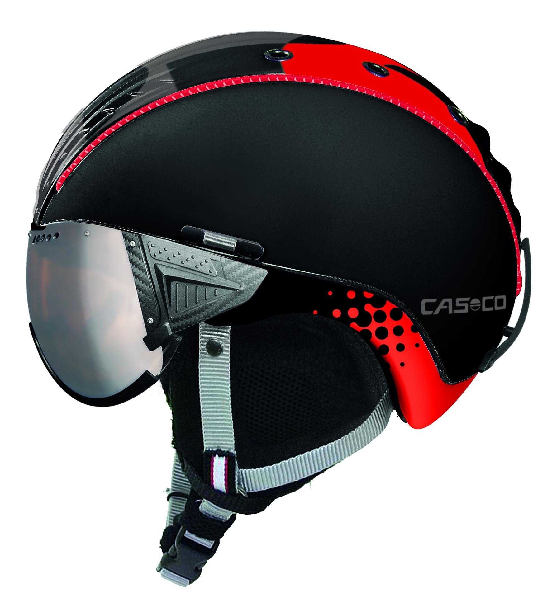 CASCO SP2 Visor Helm