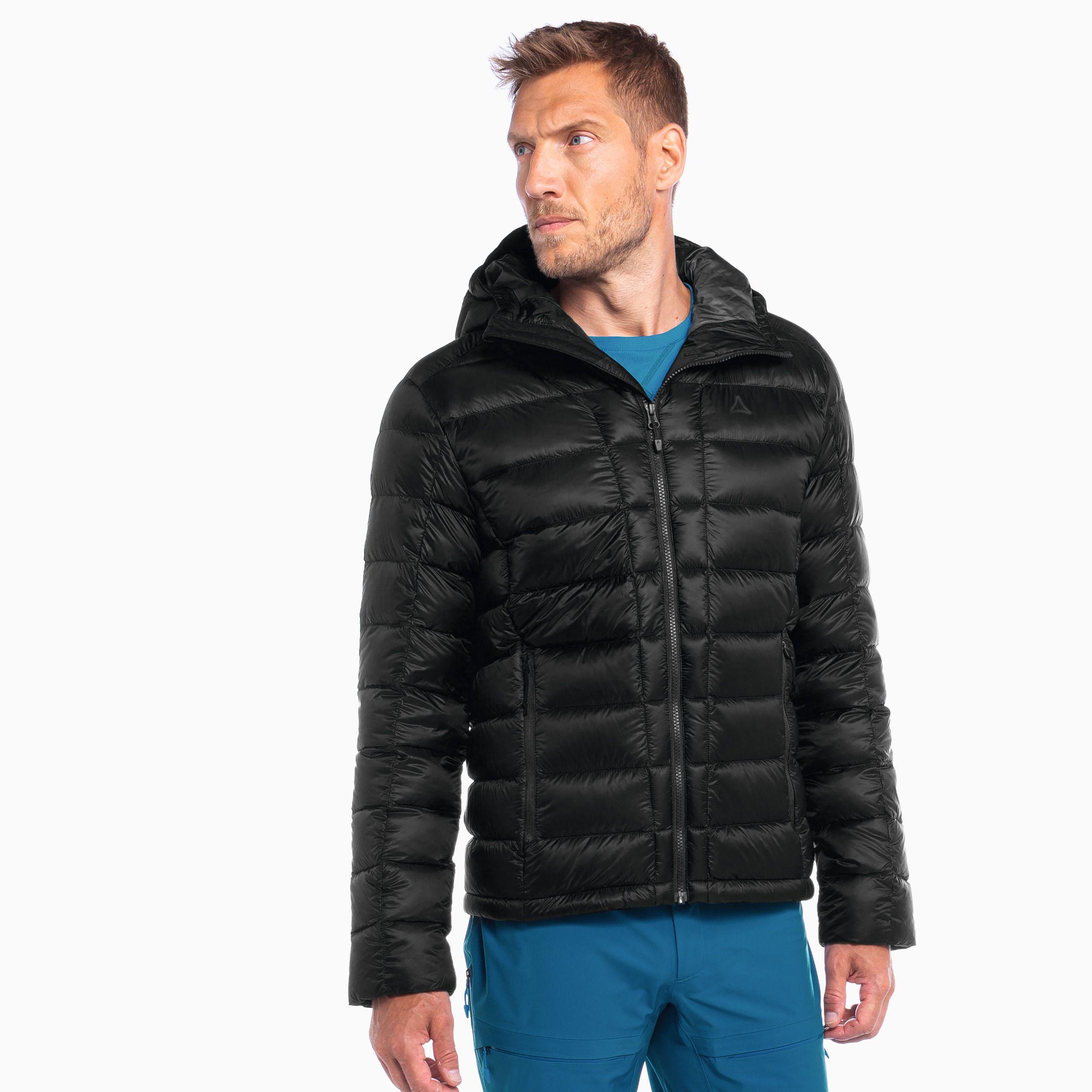 SCHÖFFEL Down Jacket Lodner M - schwarz