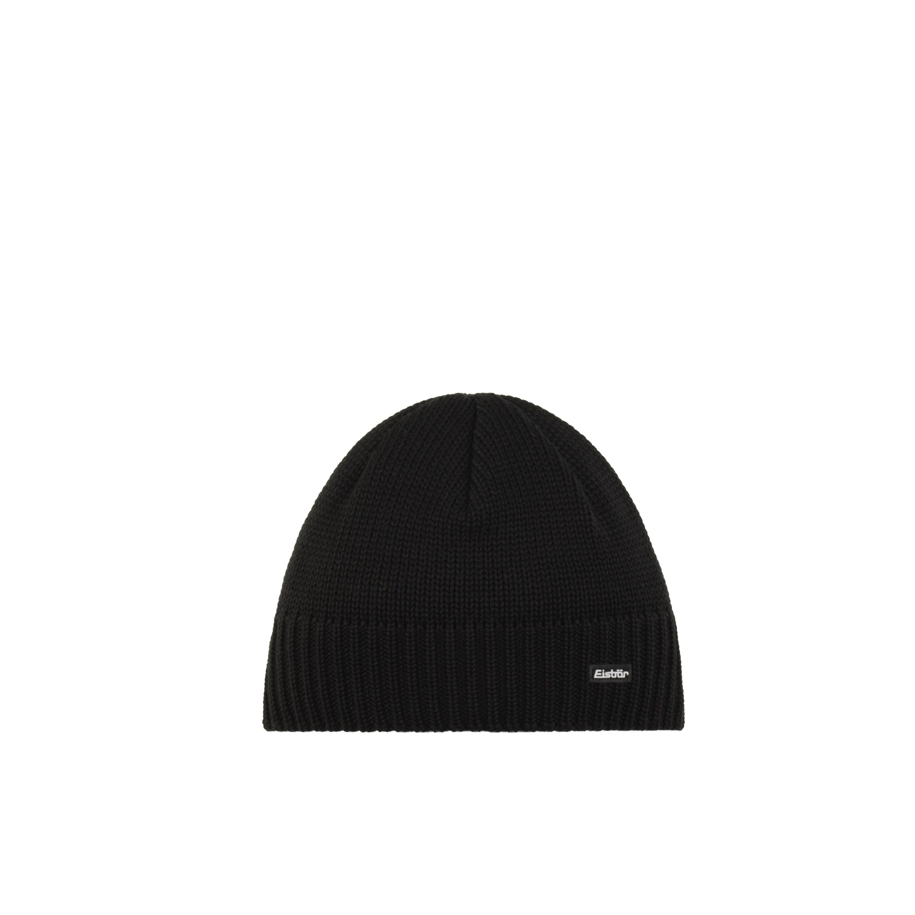Eisbär TROP Mütze - schwarz