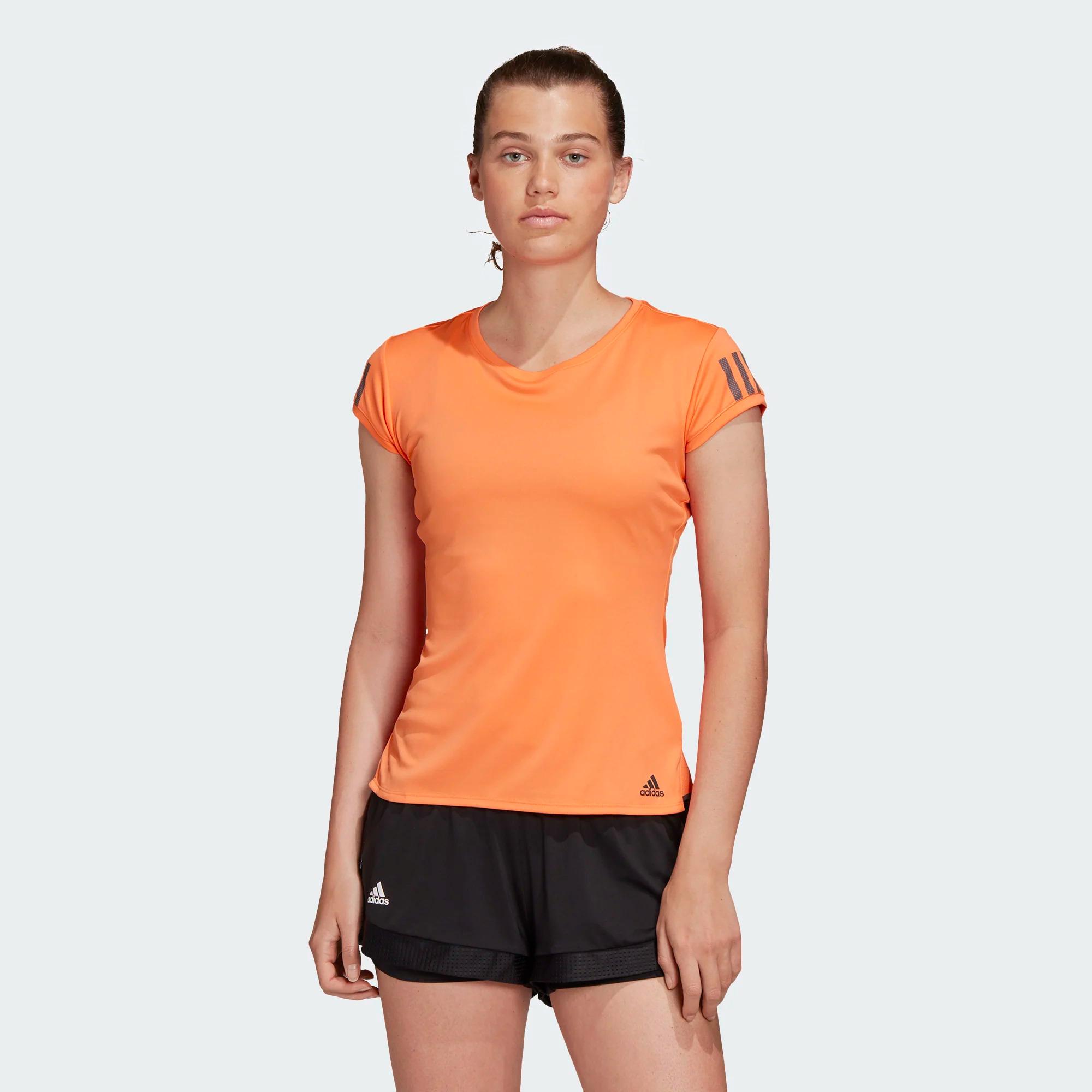 Adidas 3-Streifen Club T-Shirt