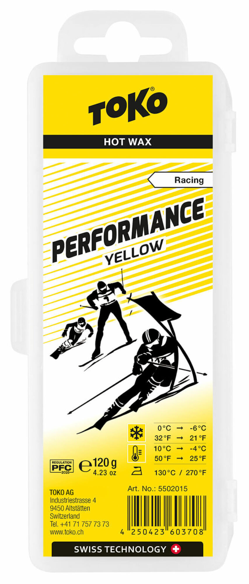 Toko Performance Yellow 120g