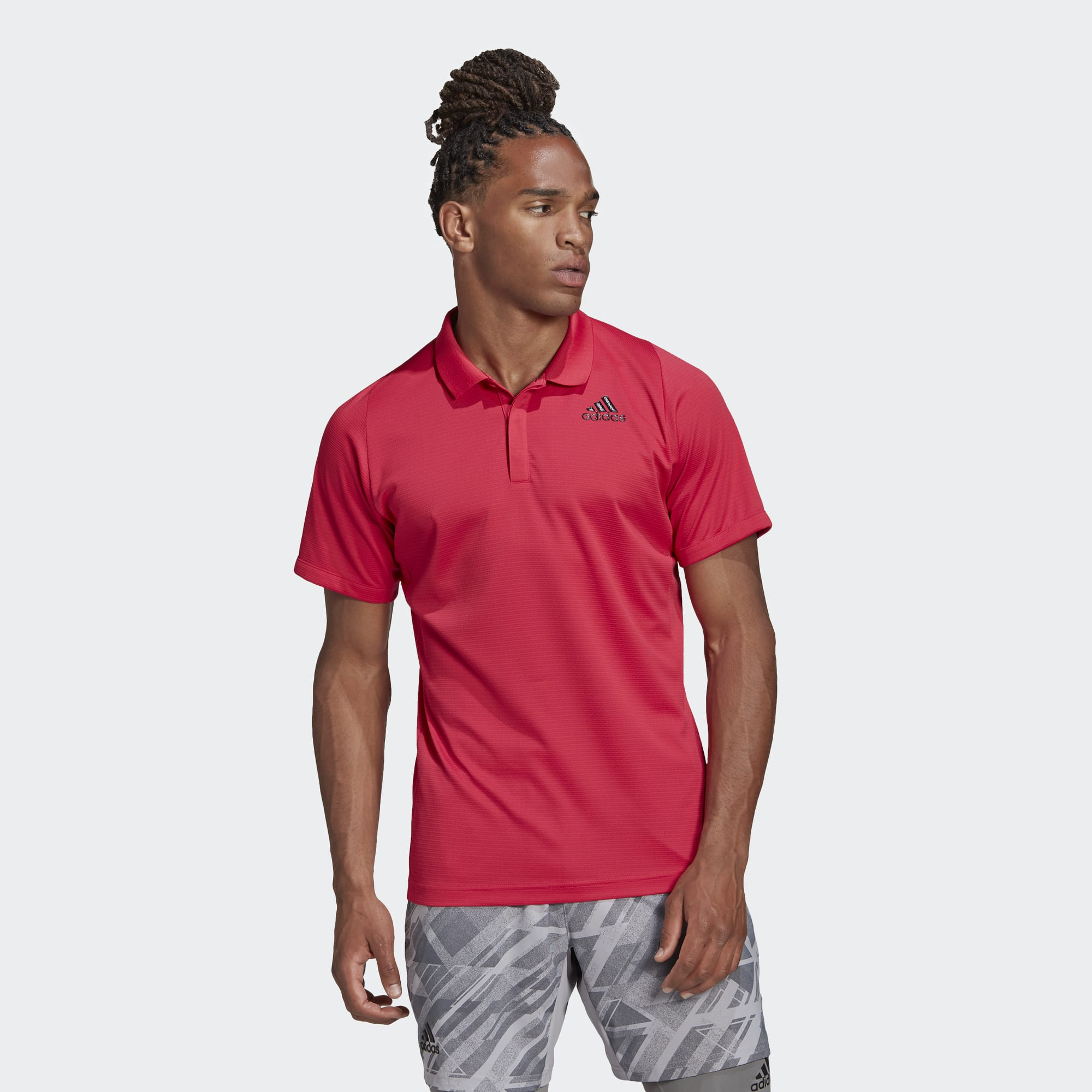 Adidas FreeLift Tennis HEAT.RDY Poloshirt