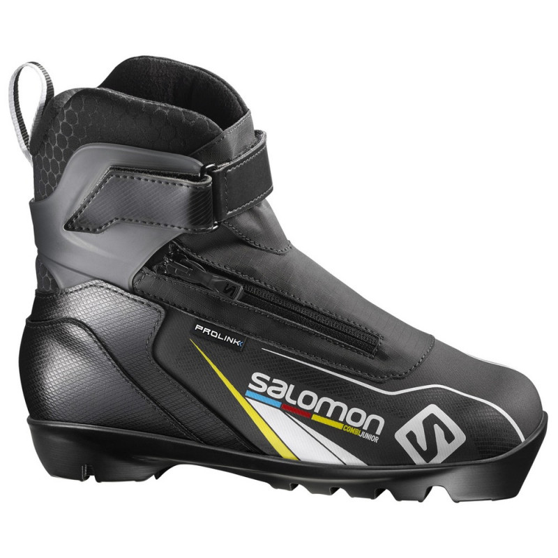 Salomon COMBI JUNIOR Langlaufschuh