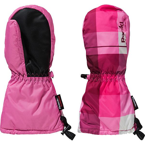 Roeckl First Fäustlinge Kinderhandschuh - pink