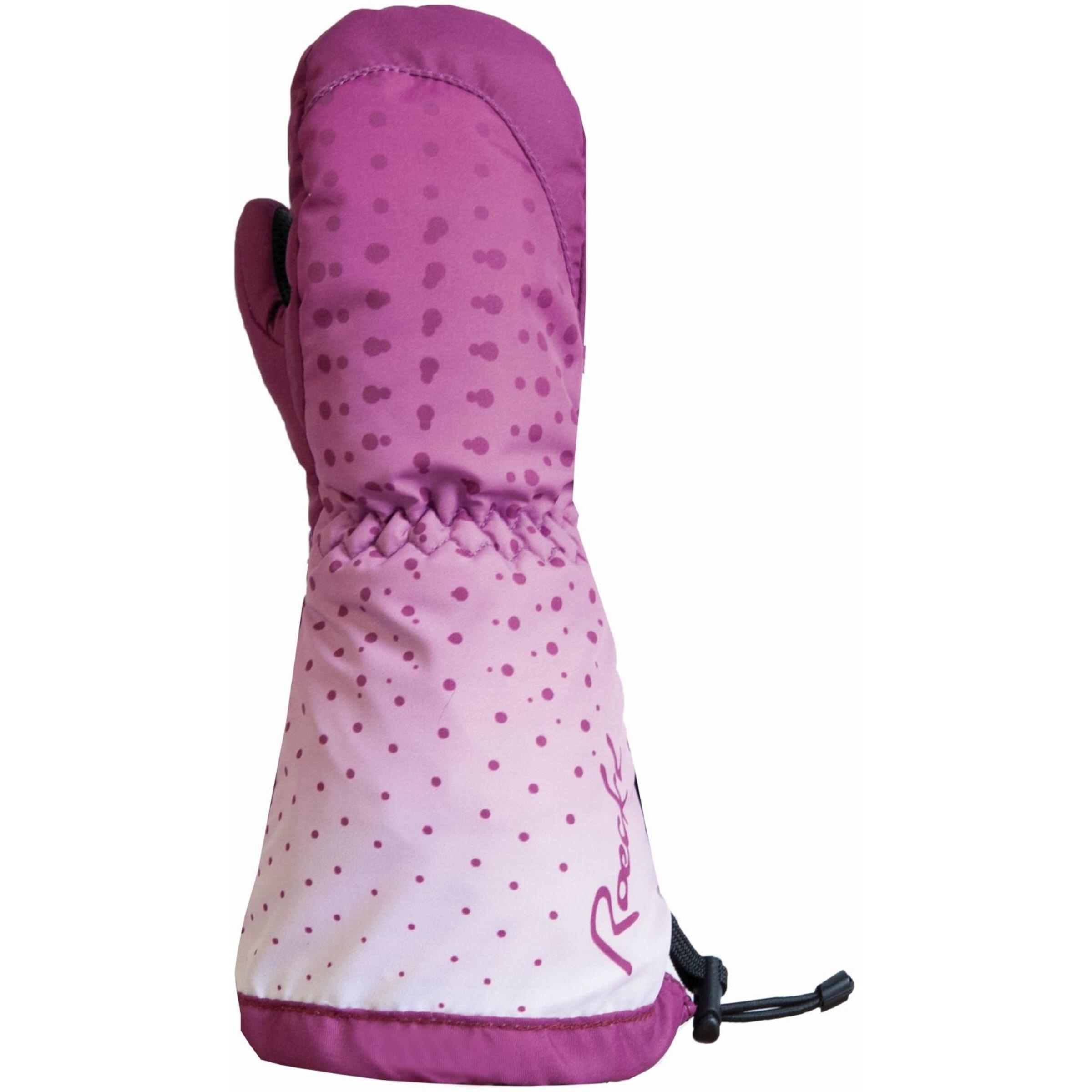 Roeckl Fernie Kinderhandschuh - pink