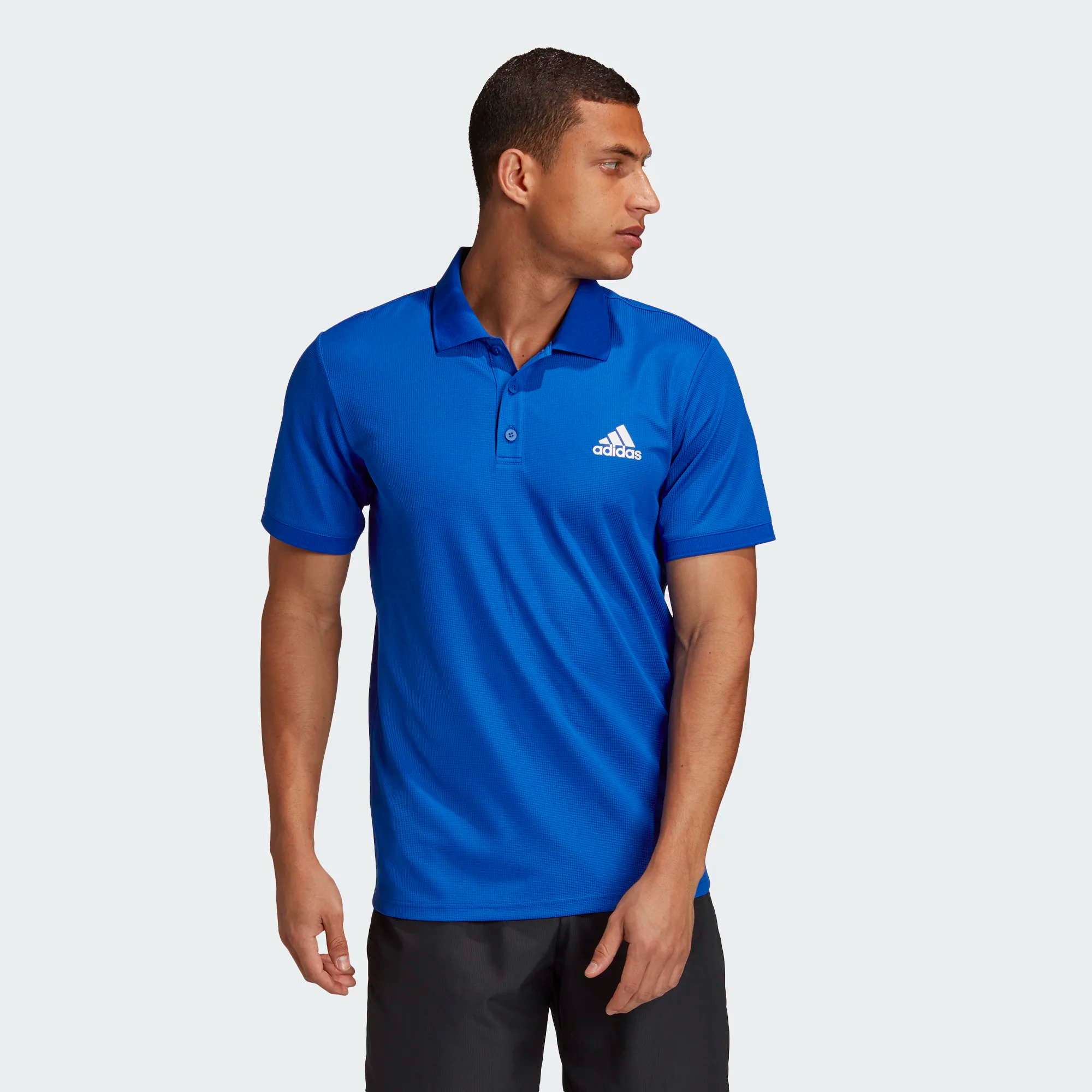 Adidas Club Solid Tennis Poloshirt