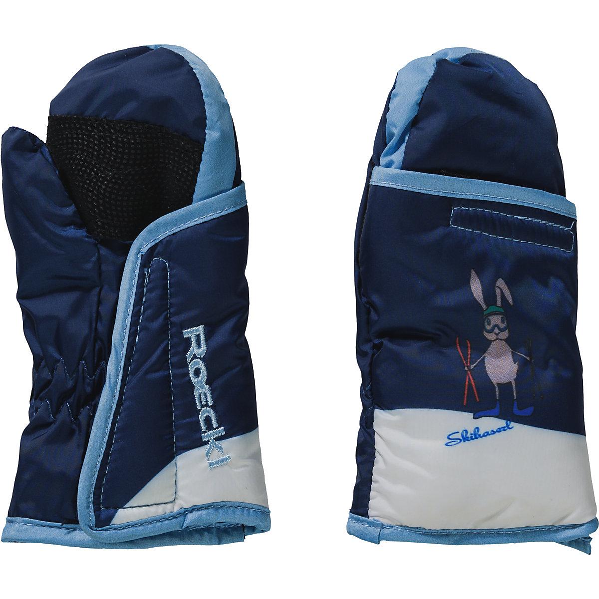 Roeckl Fex Baby/Kleinkinder Handschuh - blau