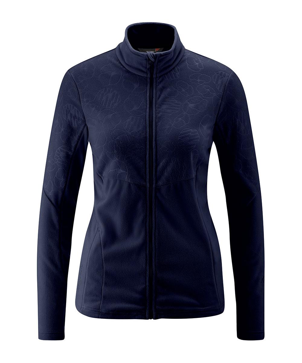 Maier Sports Aikers Damen Fleecejacke - nightsky blue
