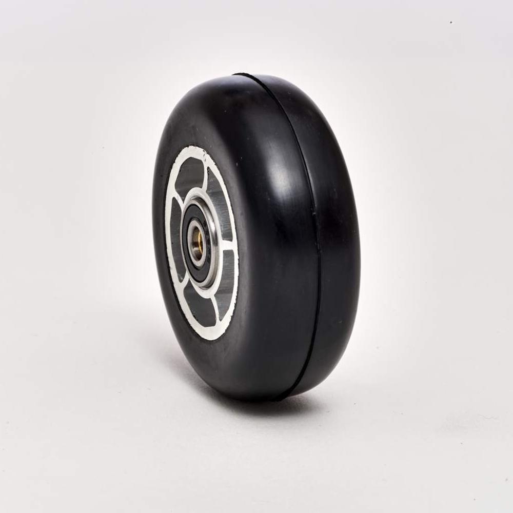 Nordic Pro Rad Skating GU 80 x 30 mm - langsam mit Achse