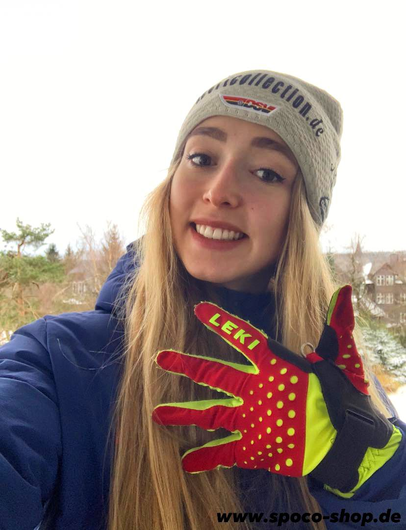 Leki Handschuhr Nathalie Aspasia Horstmann