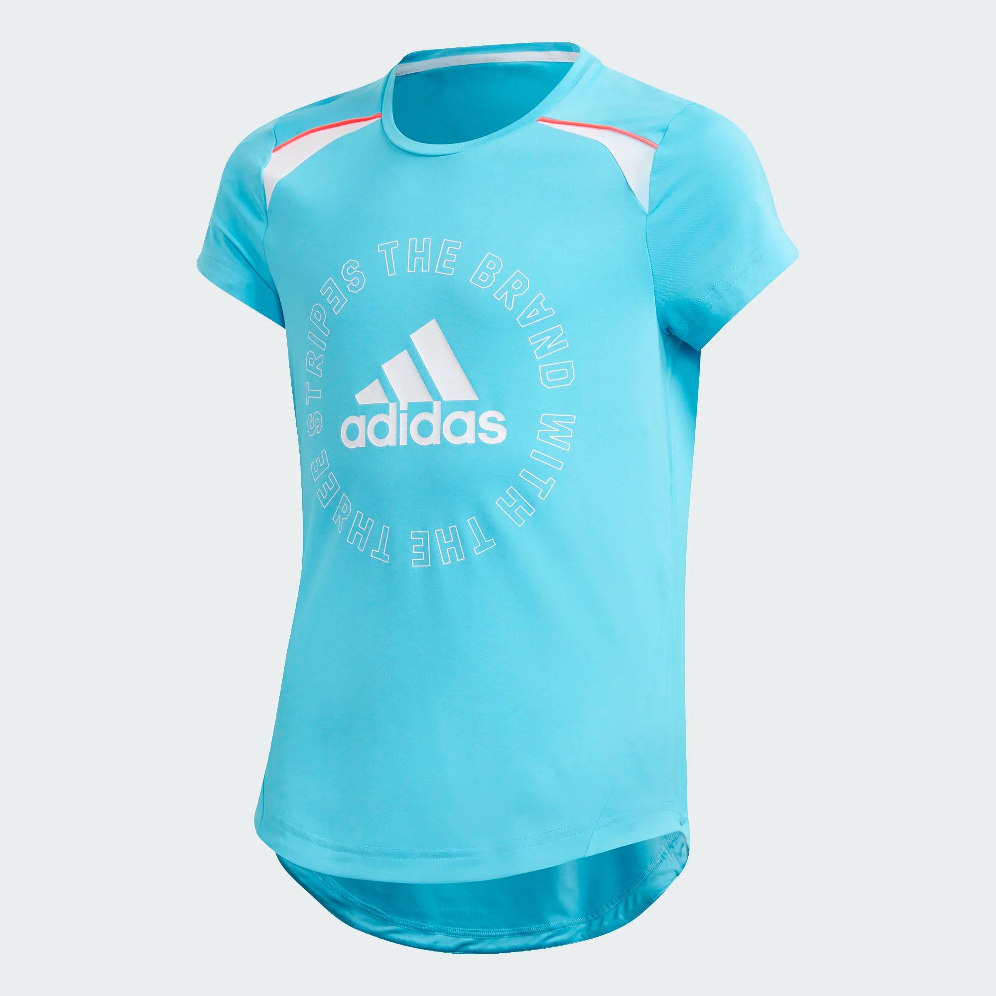 Adidas Mädchen Trainings T-Shirt Bold Aeroeady