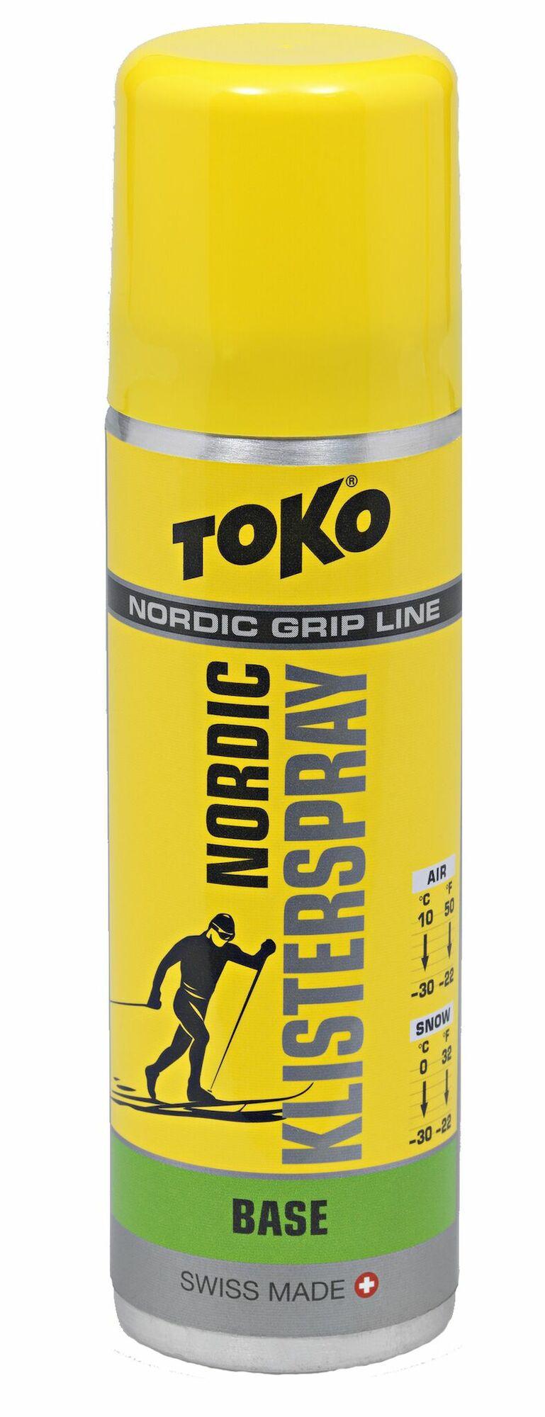 Toko Nordic Klister Spray Base Green 70ml