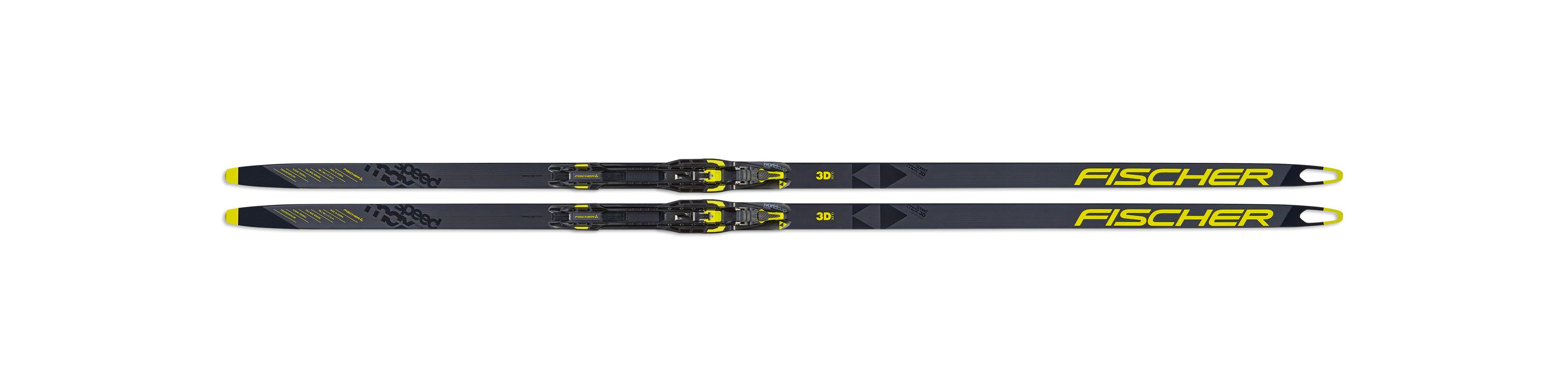 Fischer Speedmax 3D Skate Plus Medium - Ski und Bindung im Set