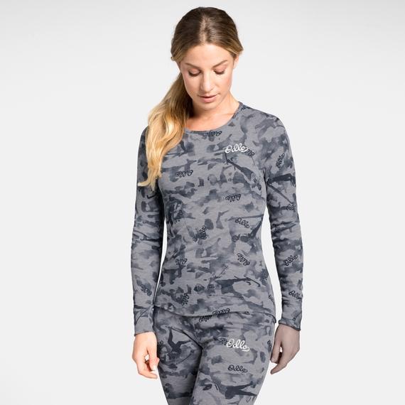 Odlo ACTIVE WARM ORIGINALS Damen Funktionsunterwäsche Langarm-Shirt