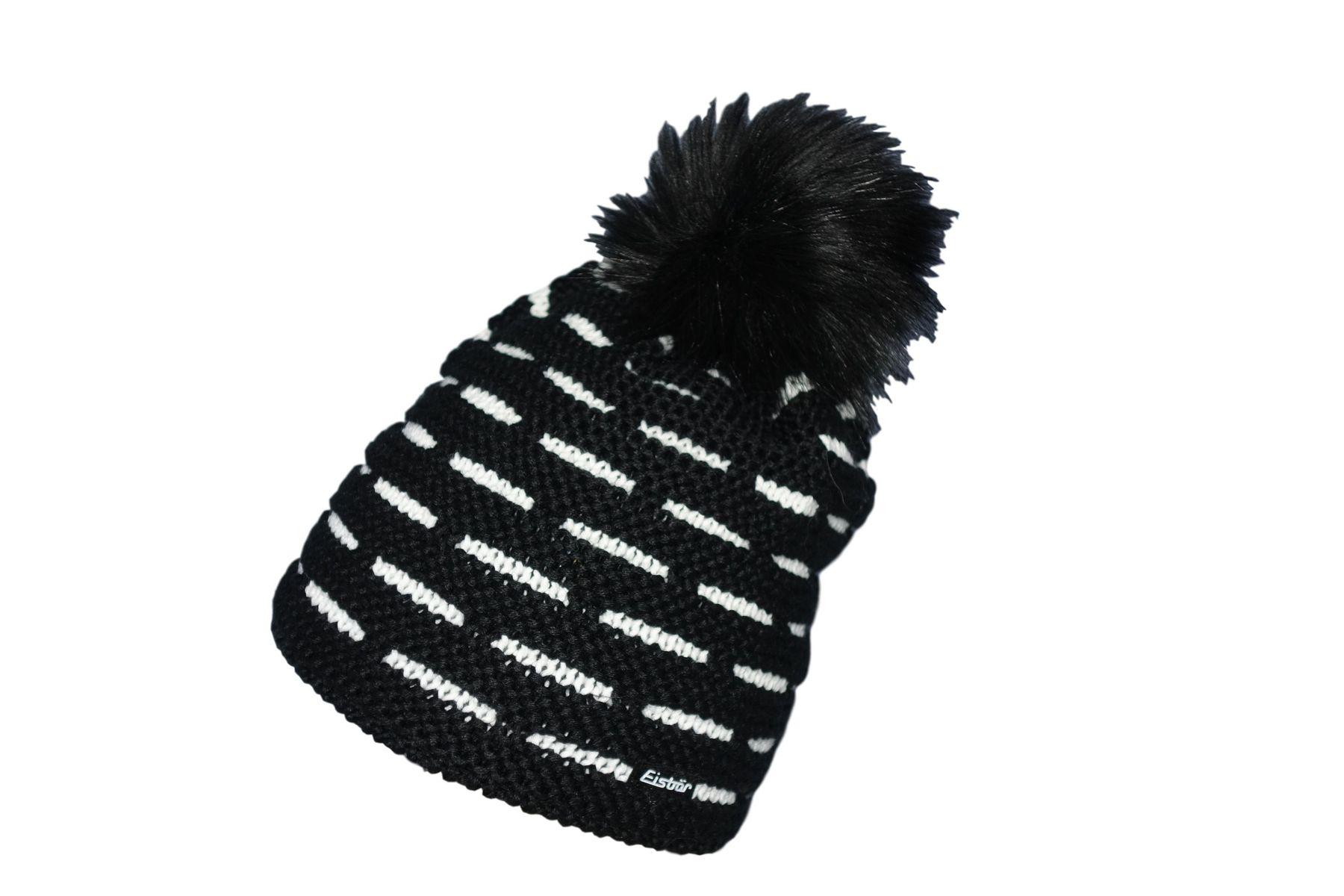Eisbär Aldona Lux Mütze- schwarz