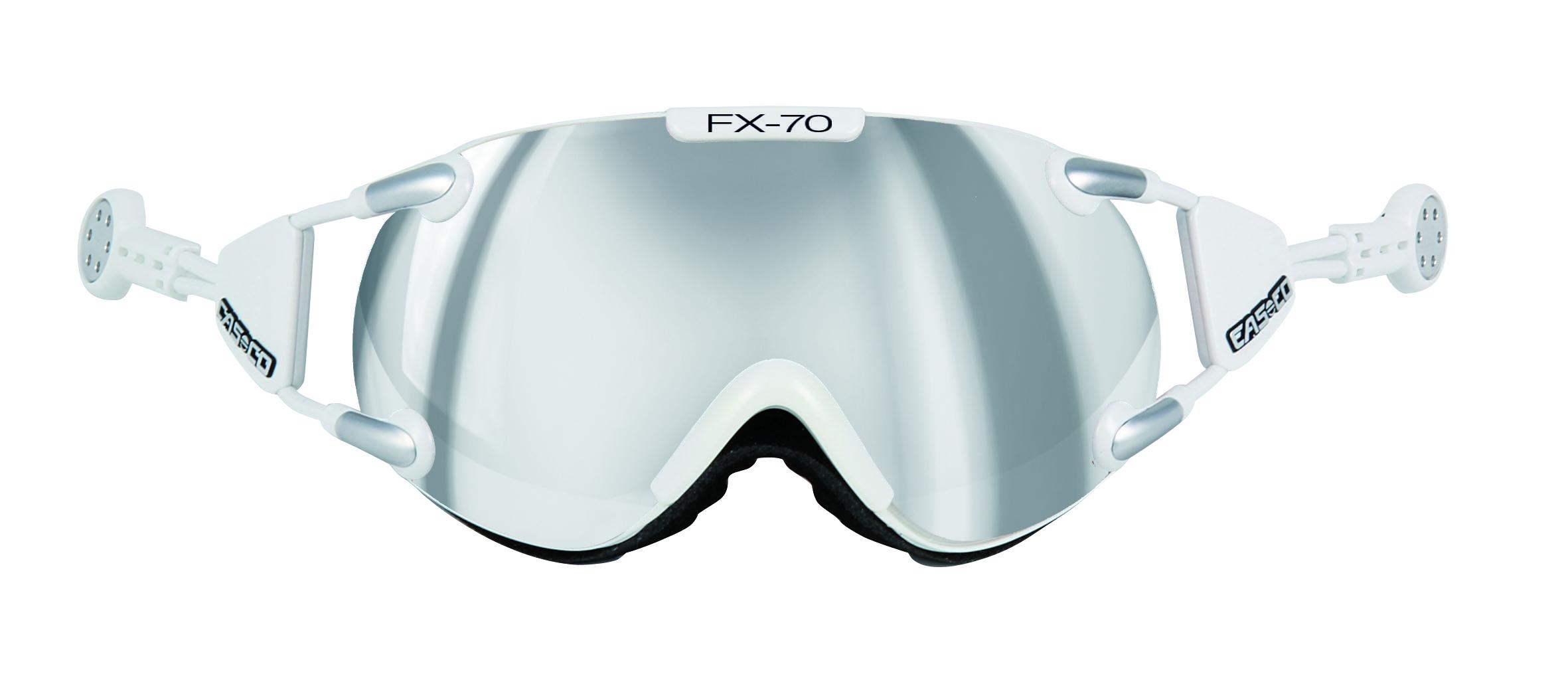 Casco FX-70 Carbonic Skibrille