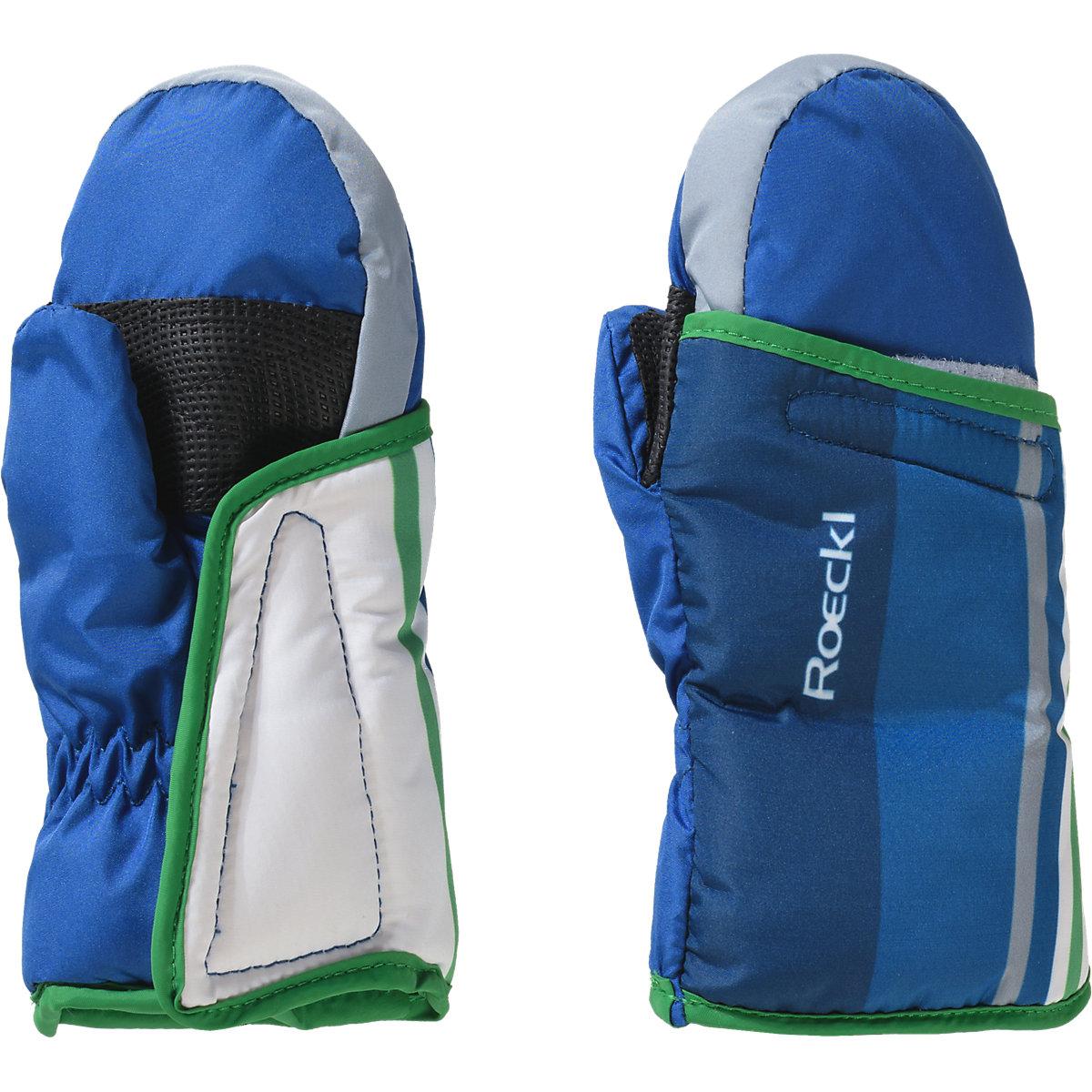 Roeckl Four Baby/Kleinkinder Handschuh - blau
