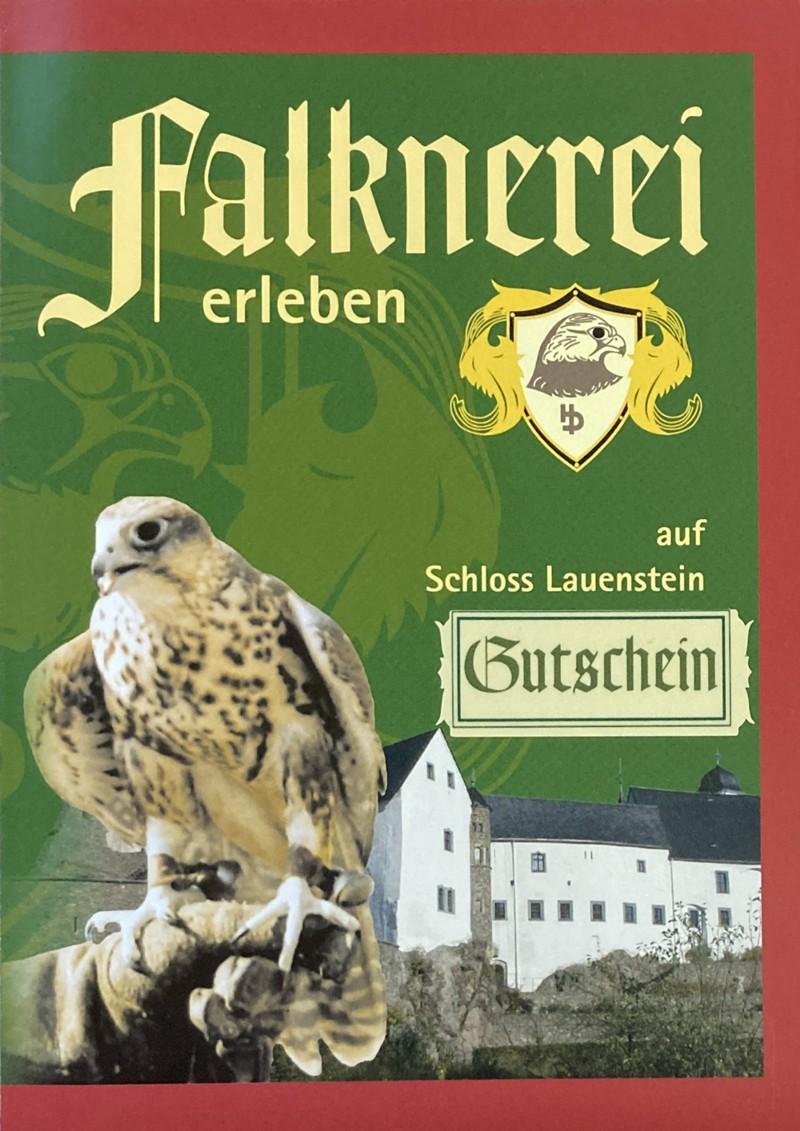 Gutschein 004 Falknerei erleben