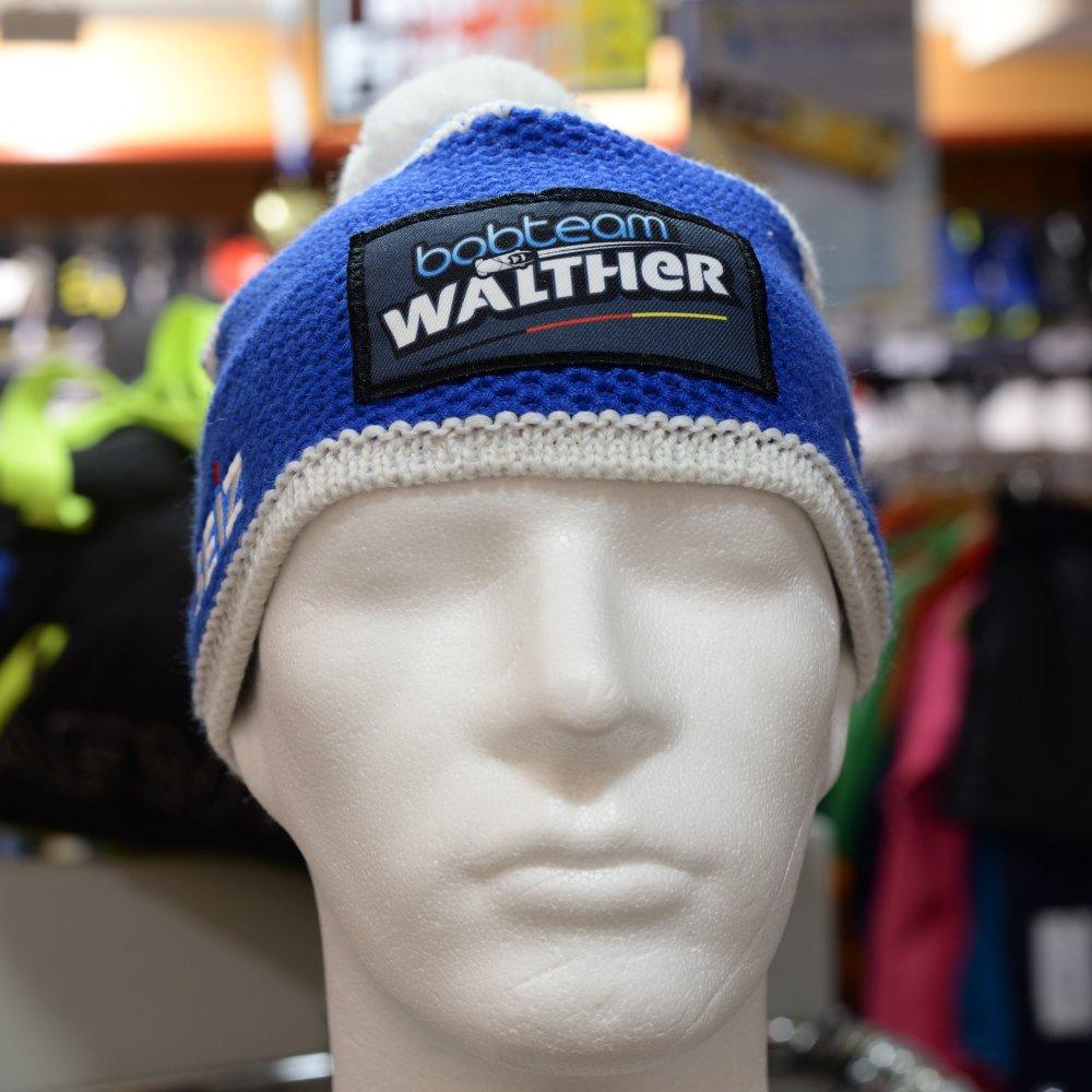 Mütze SEIZ Blau/Weiß